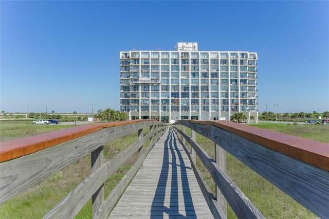 415 E Beach Drive #113, Galveston, TX 77550 (MLS #15592378) :: Green Residential