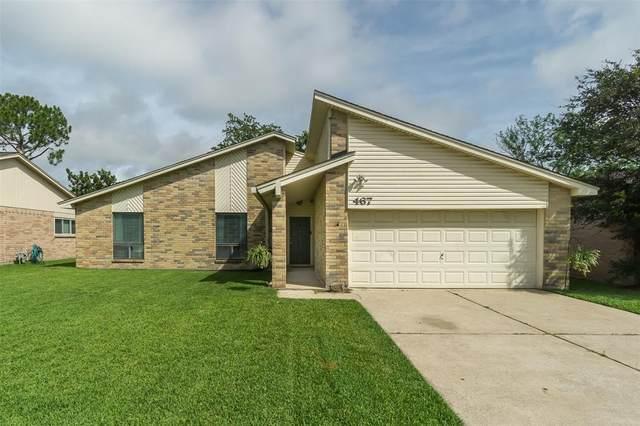 467 Reseda Drive, Houston, TX 77598 (MLS #15598454) :: Ellison Real Estate Team