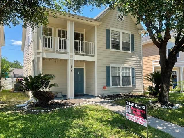 9838 Farrell Drive, Houston, TX 77070 (MLS #15599582) :: Ellison Real Estate Team