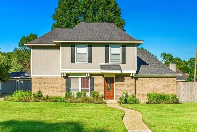 318 Odessa Drive, Magnolia, TX 77354 (MLS #15599643) :: The Bly Team