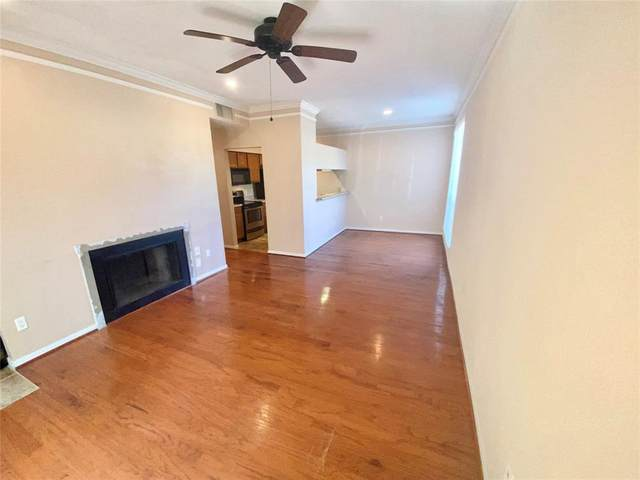 8055 Cambridge Street #51, Houston, TX 77054 (MLS #15600671) :: The SOLD by George Team