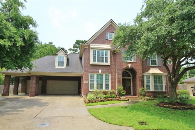 2310 Pine Blossom Court, Kingwood, TX 77345 (MLS #15610540) :: The SOLD by George Team