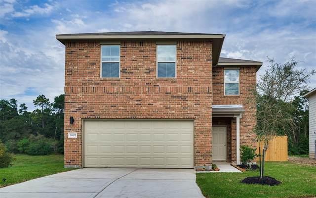 12906 Crombie Drive, Humble, TX 77346 (MLS #15612103) :: The Jennifer Wauhob Team