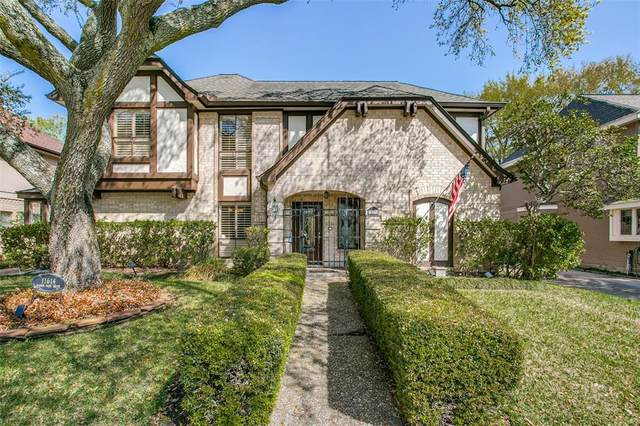 11614 Manor Park Drive, Houston, TX 77077 (MLS #15617340) :: The Home Branch
