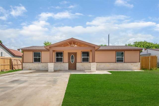718 West 12Th, Freeport, TX 77541 (MLS #15620056) :: The Bly Team