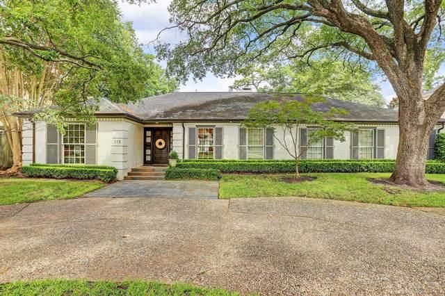 773 Rocky River Road, Houston, TX 77056 (MLS #15623639) :: Giorgi Real Estate Group