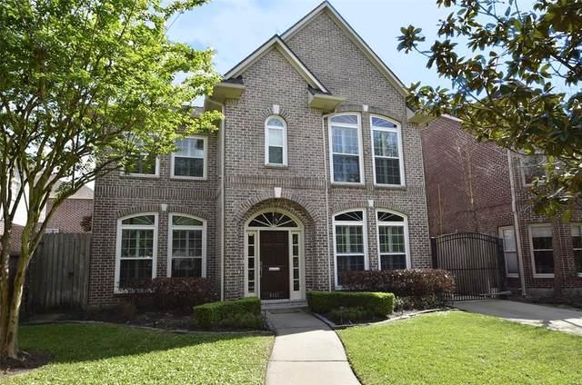 4131 Amherst Street, Houston, TX 77005 (#15624632) :: ORO Realty