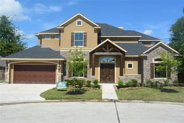 6006 Majestic Hill Court, Kingwood, TX 77345 (MLS #15626697) :: The Parodi Team at Realty Associates