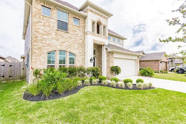 4828 La Piedra Lane, League City, TX 77573 (MLS #15634303) :: Bay Area Elite Properties