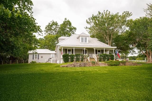 500 S Railroad Street, Burton, TX 77835 (MLS #15639486) :: Bray Real Estate Group
