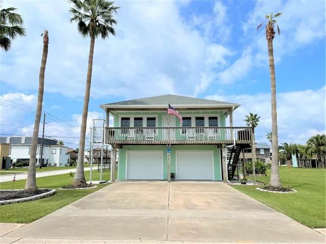 16550 Jolly Roger Road, Galveston, TX 77554 (MLS #15642418) :: All Cities USA Realty