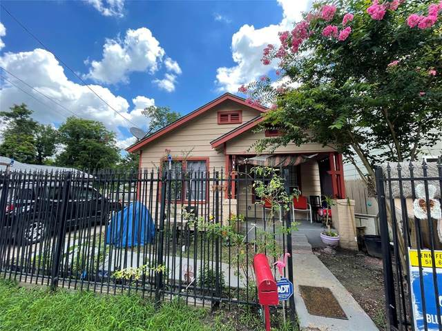 4002 Rutland Street, Houston, TX 77018 (MLS #15655351) :: The SOLD by George Team