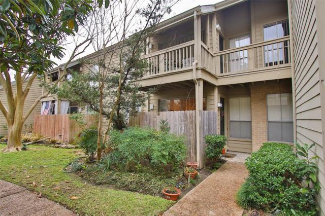 2100 Tanglewilde Street #134, Houston, TX 77063 (MLS #15663631) :: Krueger Real Estate