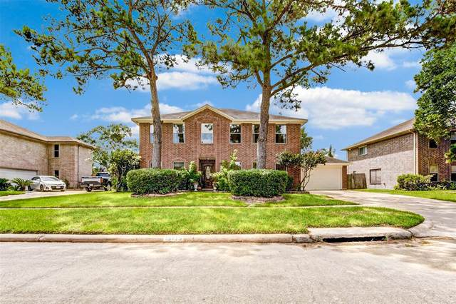 19715 River Rock Drive, Katy, TX 77449 (MLS #15710276) :: The Heyl Group at Keller Williams