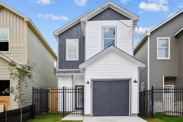 7817 Sealey Street, Houston, TX 77088 (MLS #15714575) :: All Cities USA Realty