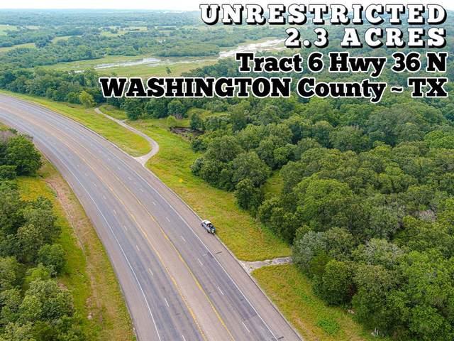 Tract 6 Highway 36 N, Brenham, TX 77833 (MLS #15732094) :: My BCS Home Real Estate Group