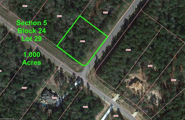 5-24-29 Rim Rock Road, Huntsville, TX 77340 (MLS #15745691) :: Ellison Real Estate Team