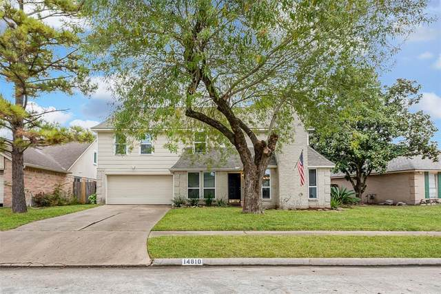 14810 Oak Pines Drive, Houston, TX 77040 (MLS #15747570) :: Area Pro Group Real Estate, LLC