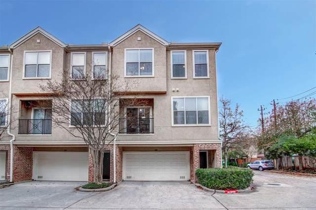 12707 Boheme Drive #502, Houston, TX 77024 (MLS #15748265) :: Connect Realty