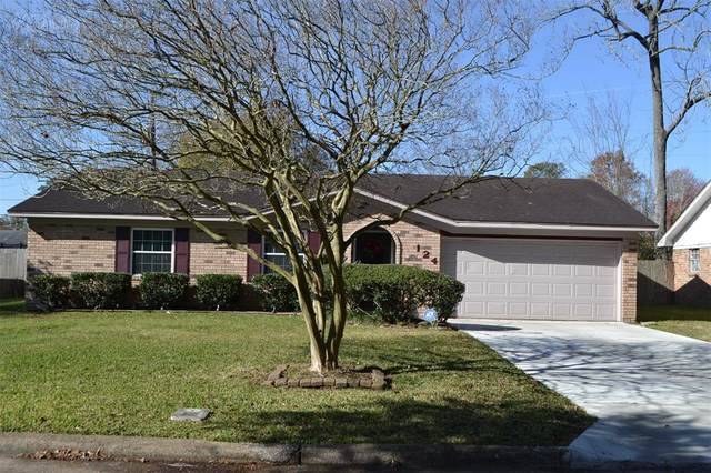 124 Orgain Street, Beaumont, TX 77707 (MLS #15749747) :: Lerner Realty Solutions