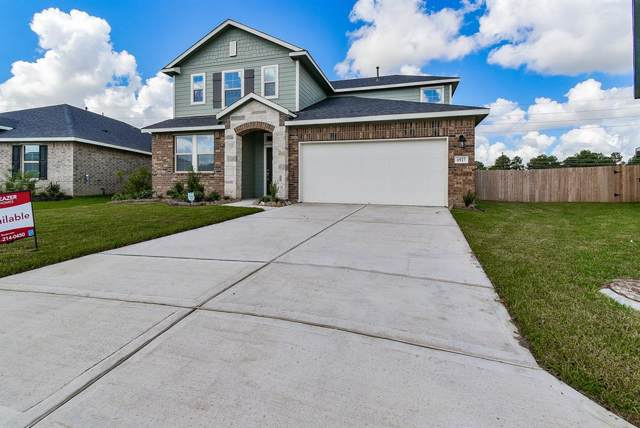 6927 Larkspur Terrace Lane, Katy, TX 77449 (MLS #15757817) :: The Parodi Team at Realty Associates