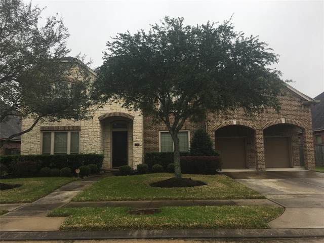 2705 Greenblade Court, Pearland, TX 77584 (MLS #15763200) :: The Jennifer Wauhob Team
