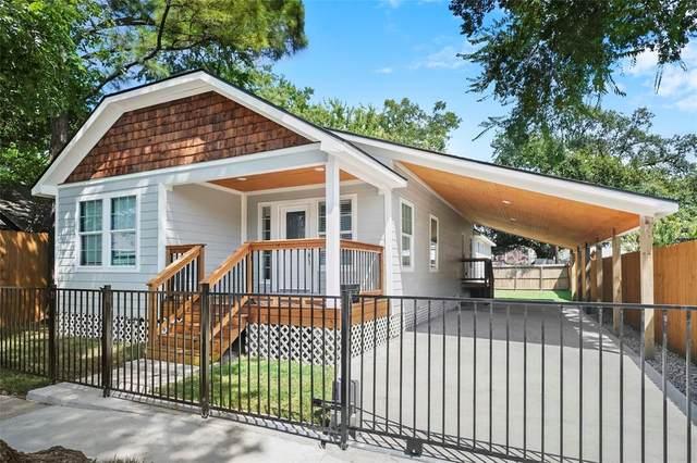 1710 Mckee Street, Houston, TX 77009 (MLS #15776907) :: The Property Guys