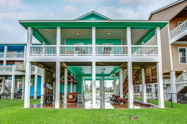 2788 Gulfview, Crystal Beach, TX 77650 (MLS #15777451) :: My BCS Home Real Estate Group