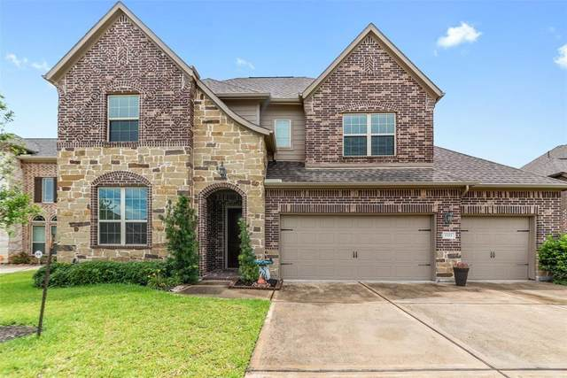 1323 Graham Trace Lane, League City, TX 77573 (MLS #15787493) :: The Bly Team