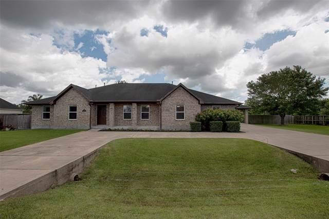3359 Clearwood Circle, Alvin, TX 77511 (MLS #15815366) :: The Heyl Group at Keller Williams