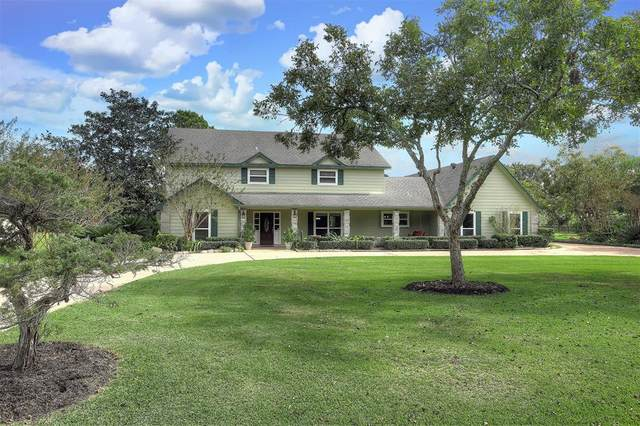 3707 Oakwick Forest Drive, Missouri City, TX 77459 (MLS #15833646) :: The SOLD by George Team