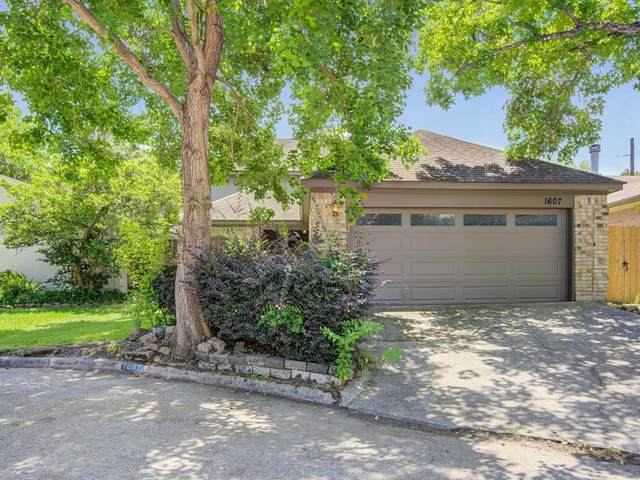 1607 Bodart Circle, Houston, TX 77090 (MLS #15834844) :: The SOLD by George Team