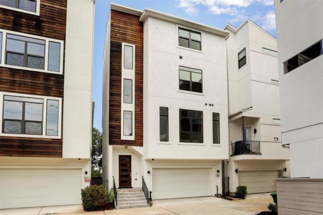 1614 Hazel Street, Houston, TX 77006 (MLS #15850182) :: Texas Home Shop Realty