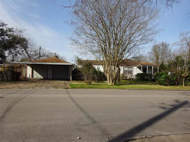 2101 13th Street, Galena Park, TX 77547 (MLS #15850924) :: Ellison Real Estate Team