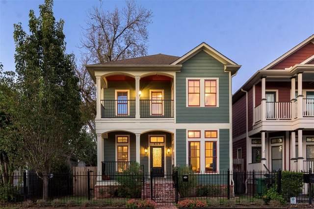609 E 27th Street, Houston, TX 77008 (MLS #15851509) :: The Parodi Team at Realty Associates