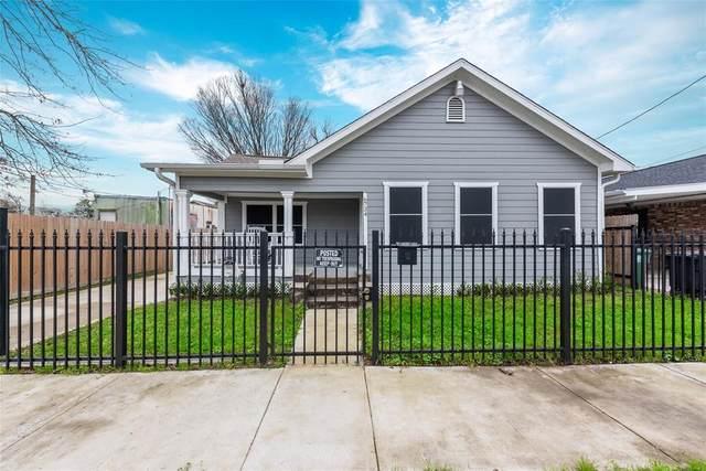 6734 Avenue F, Houston, TX 77011 (MLS #15876106) :: Texas Home Shop Realty
