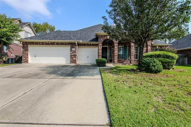 13634 Lakeside Place Drive, Willis, TX 77318 (MLS #15896401) :: The SOLD by George Team