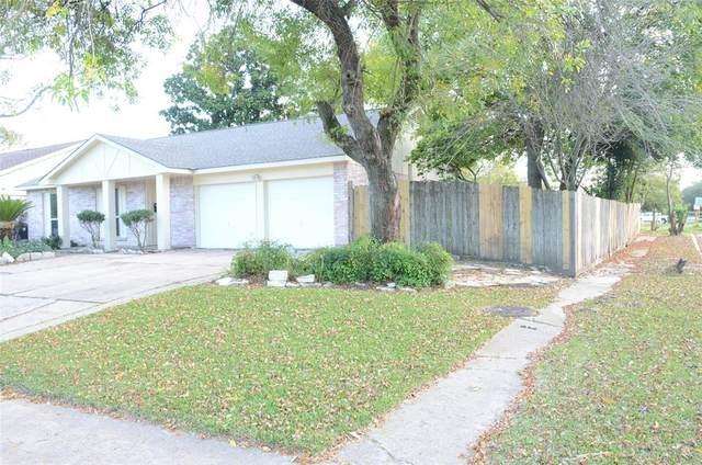11339 Newbrook Drive, Houston, TX 77072 (MLS #15906907) :: The Bly Team