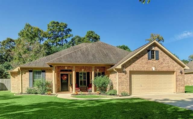 611 Westwood North Drive, Magnolia, TX 77354 (MLS #15915232) :: Texas Home Shop Realty