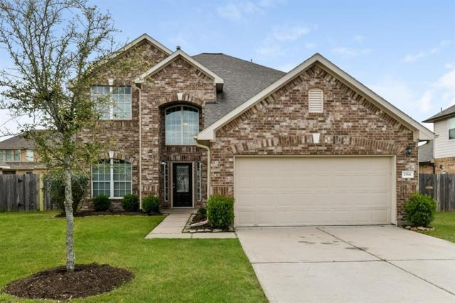 1514 Meadow Wood Drive, Pearland, TX 77581 (MLS #15919535) :: JL Realty Team at Coldwell Banker, United