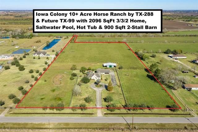 4745 Brister Parkway, Rosharon, TX 77583 (MLS #15921031) :: Ellison Real Estate Team