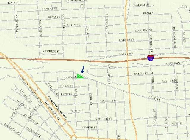 6004 Hamman Street, Houston, TX 77007 (MLS #15922617) :: The Queen Team