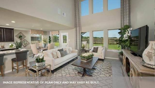 5606 Pleasant Falls Drive, Richmond, TX 77407 (MLS #15924786) :: Ellison Real Estate Team