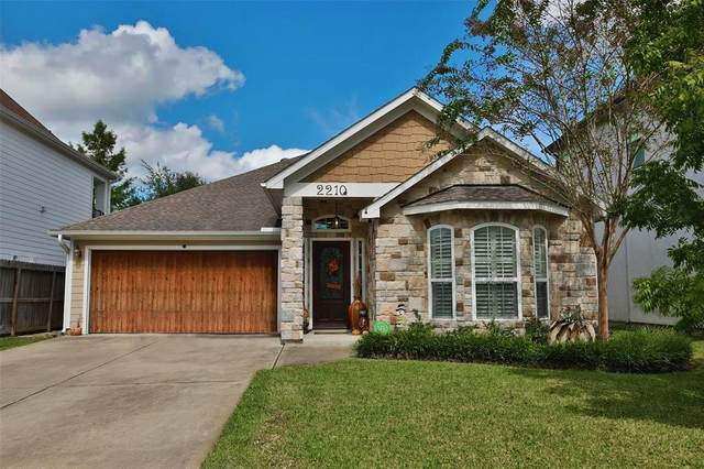 2210 Eclipse Street, Houston, TX 77018 (MLS #15926183) :: Lerner Realty Solutions