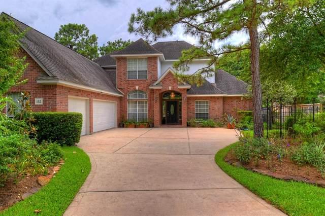 162 N Berryline Circle, The Woodlands, TX 77381 (MLS #15930937) :: Green Residential