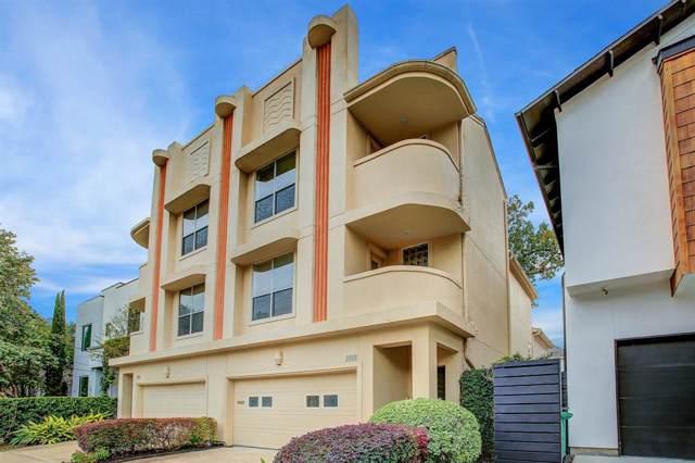 1608 Driscoll Street, Houston, TX 77019 (MLS #15933228) :: Green Residential