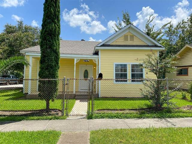 7834 Sherman Street, Houston, TX 77012 (MLS #15963198) :: Caskey Realty