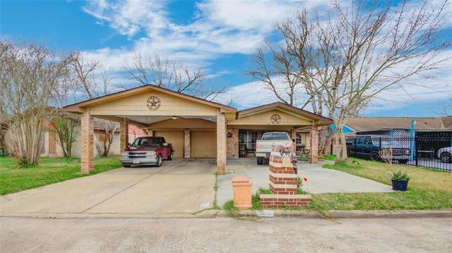 3611 Connorvale Road, Houston, TX 77039 (MLS #15965573) :: The SOLD by George Team
