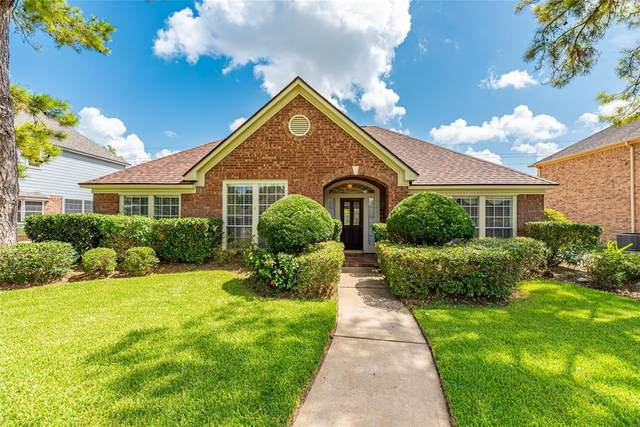 1923 Cloverfield Drive, Katy, TX 77494 (MLS #15978713) :: The Heyl Group at Keller Williams
