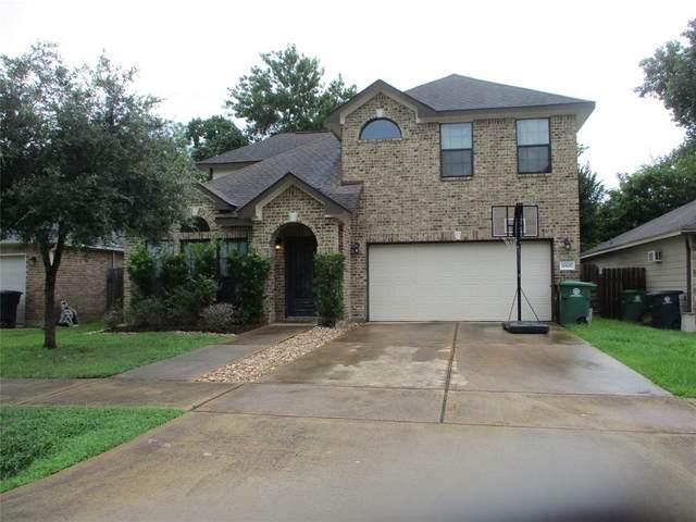 8305 Livingston Street, Houston, TX 77051 (MLS #15989224) :: My BCS Home Real Estate Group